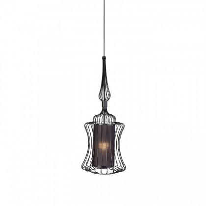 Abi S Black 8870 - Nowodvorski - lampa wisząca nowoczesna - 8870 - tanio - promocja - sklep