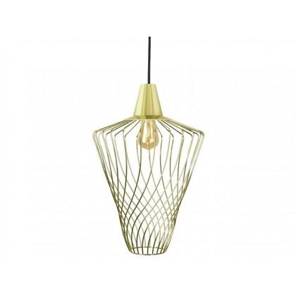 Wave L Gold 8857 - Nowodvorski - lampa wisząca nowoczesna - 8857 - tanio - promocja - sklep