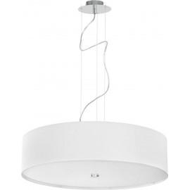 Viviane White Iii 6772 - Nowodvorski - lampa wisząca nowoczesna