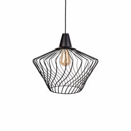 Wave S Black 8858 - Nowodvorski - lampa wisząca nowoczesna