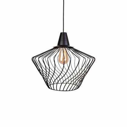 Wave S Black 8858 - Nowodvorski - lampa wisząca nowoczesna - 8858 - tanio - promocja - sklep