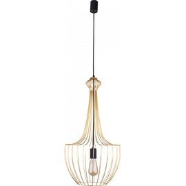 Luksor S Gold 8853 - Nowodvorski - lampa wisząca nowoczesna