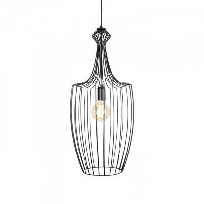 Luksor L Black 8847 - Nowodvorski - lampa wisząca nowoczesna - 8847 - tanio - promocja - sklep