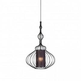 Abi M Black 8866 - Nowodvorski - lampa wisząca nowoczesna