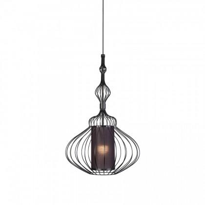 Abi M Black 8866 - Nowodvorski - lampa wisząca nowoczesna - 8866 - tanio - promocja - sklep