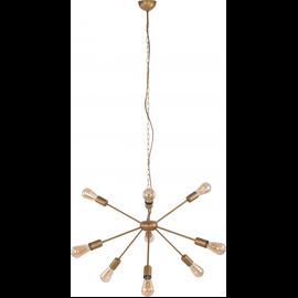 Rod Gold Ix 9130 - Nowodvorski - lampa wisząca nowoczesna