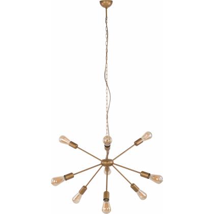 Rod Gold Ix 9130 - Nowodvorski - lampa wisząca nowoczesna - 9130 - tanio - promocja - sklep