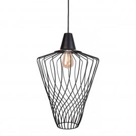 Wave L Black 8856 - Nowodvorski - lampa wisząca nowoczesna