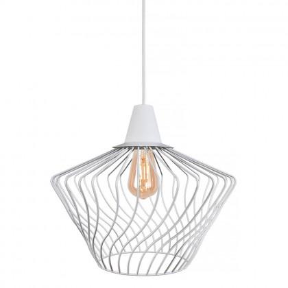Wave S White 8860 - Nowodvorski - lampa wisząca nowoczesna - 8860 - tanio - promocja - sklep