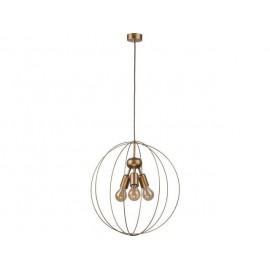 Bullet Gold 9061 - Nowodvorski - lampa wisząca nowoczesna