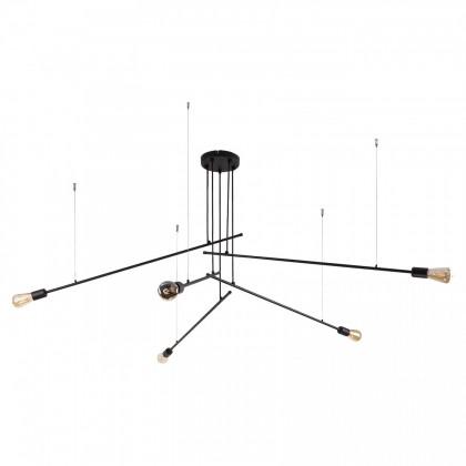 Pile Black V 9127 - Nowodvorski - lampa wisząca nowoczesna - 9127 - tanio - promocja - sklep