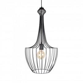 Luksor S Black 8851 - Nowodvorski - lampa wisząca nowoczesna