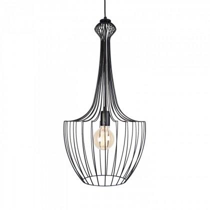 Luksor S Black 8851 - Nowodvorski - lampa wisząca nowoczesna - 8851 - tanio - promocja - sklep