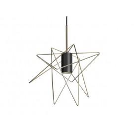 Gstar Gold-Black 8854 - Nowodvorski - lampa wisząca nowoczesna