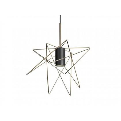 Gstar Gold-Black 8854 - Nowodvorski - lampa wisząca nowoczesna - 8854 - tanio - promocja - sklep