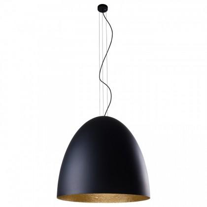 Egg Xl Black-Gold 9026 - Nowodvorski - lampa wisząca nowoczesna - 9026 - tanio - promocja - sklep