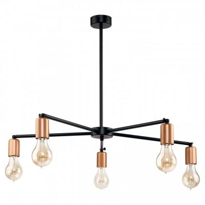 Sticks Black-Copper V B 9735 - Nowodvorski - lampa wisząca nowoczesna - 9735 - tanio - promocja - sklep