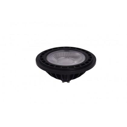 Żarówka LED WiFi ES111 Black 3000K 15W AZzardo Smart - Azzardo - smart home - AZ3363 - tanio - promocja - sklep
