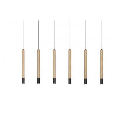 Izolda 6 - Azzardo - lampa wisząca - AZ3340 - tanio - promocja - sklep