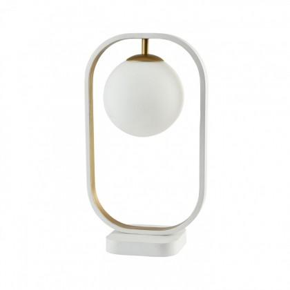 Avola White-Gold Biurkowa - Maytoni - lampa biurkowa nowoczesna - MOD431-TL-01-WG - tanio - promocja - sklep