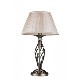 Grace Bronze - Maytoni - lampa biurkowa klasyczna
