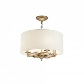 Anna Antique Gold - Maytoni - lampa sufitowa klasyczna