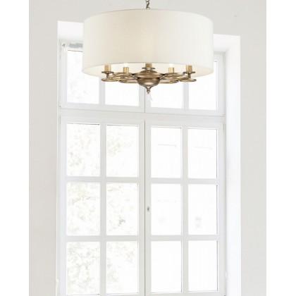 Anna Antique Gold - Maytoni - lampa sufitowa klasyczna - H007PL-05G - tanio - promocja - sklep