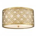 Arabella Distressed Gold - Elstead Lighting - lampa sufitowa klasyczna