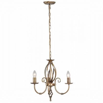 Artisan Aged Brass - Elstead Lighting - lampa wisząca klasyczna - ART3 AGD BRASS - tanio - promocja - sklep