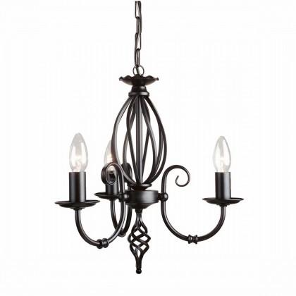 Artisan Light Black - Elstead Lighting - lampa wisząca klasyczna - ART3 BLACK - tanio - promocja - sklep
