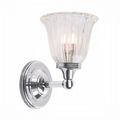 Austen Polished Chrome - Elstead Lighting - kinkiet łazienkowy - BATH/AUSTEN1 PC - tanio - promocja - sklep