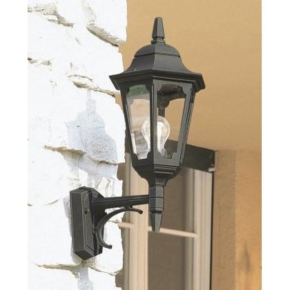 Parish Black - Elstead Lighting - kinkiet ogrodowy - PR1 BLACK - tanio - promocja - sklep