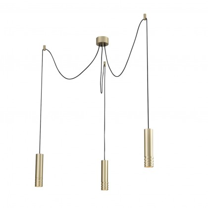 Locus L pendant 3 - Azzardo - lampa wisząca - AZ3404 - tanio - promocja - sklep