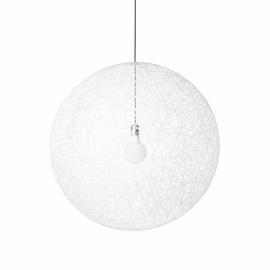 Random Ø50 biały - Moooi - lampa wisząca