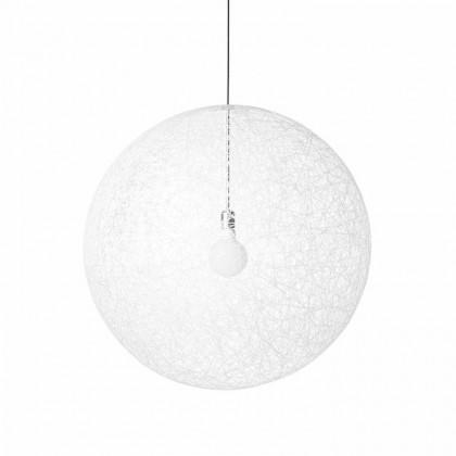 Random Ø50 biały - Moooi - lampa wisząca - MOLRAL-S---B_8718282340401 - tanio - promocja - sklep