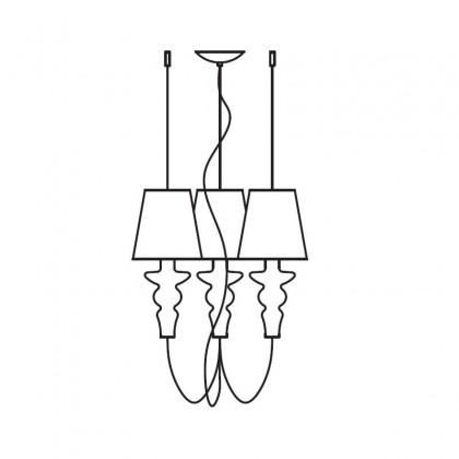 Gadora SO 3 - Evi Style - lampa wisząca - - tanio - promocja - sklep