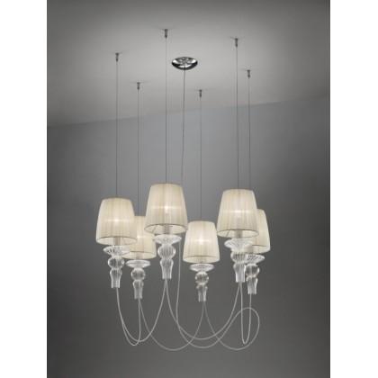 Gadora SO 6 - Evi Style - lampa wisząca - - tanio - promocja - sklep