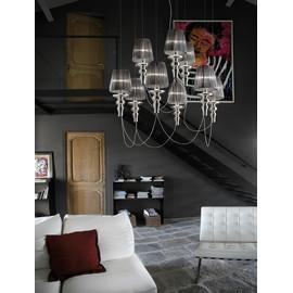 Gadora Chic SO 6+3 - Evi Style - lampa wisząca