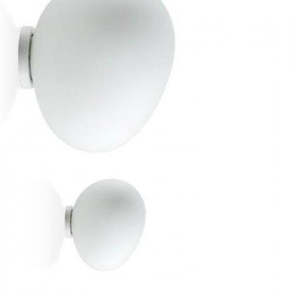 Gregg Media Ø31 biały - Foscarini - lampa ścienna - 168005 10 (168S00 10 + 168S05) - tanio - promocja - sklep