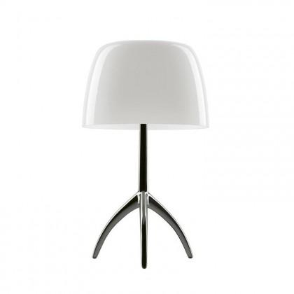 Lumiere Grande H45 biały, aluminium - Foscarini - lampa biurkowa - 026001R2 11 D (026S0011 + 026S01-R1D) - tanio - promocja...
