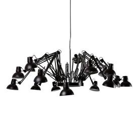 Dear Ingo Ø240 czarny - Moooi - lampa sufitowa