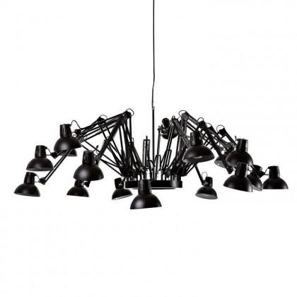 Dear Ingo Ø240 czarny - Moooi - lampa sufitowa - MOLDI----16_8718282299273 - tanio - promocja - sklep
