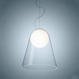 Satellight Ø36 przezroczysty - Foscarini - lampa wisząca