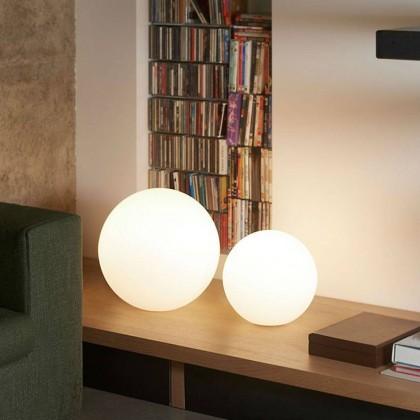 Globo In Ø50 biały - Slide - lampa biurkowa - LP SFE050A - tanio - promocja - sklep