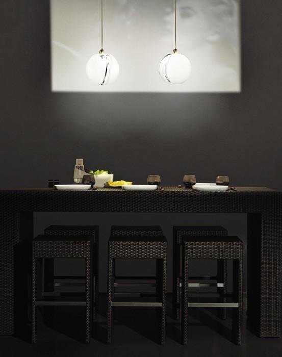 Poc SP 16 - Vistosi - lampa wisząca
