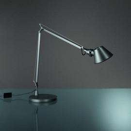 Tolomeo Midi H50 antracyt - Artemide - lampa biurkowa