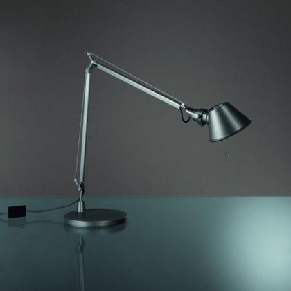 Tolomeo Midi H50 antracyt - Artemide - lampa biurkowa - A015120 + A003920 - tanio - promocja - sklep