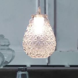 Ceraunavolta Ø13,5 przezroczysty - Karman - lampa wisząca