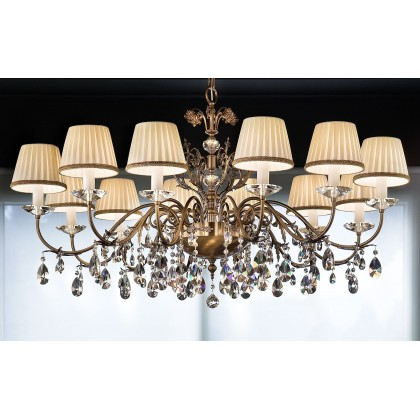Primadonna 12 - Masiero - lampa wisząca - - tanio - promocja - sklep