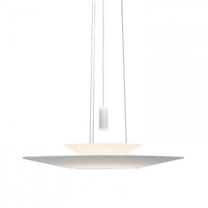 Flamingo Ø70 biały matowy - Vibia - lampa wisząca - 1540 93 /1B - tanio - promocja - sklep